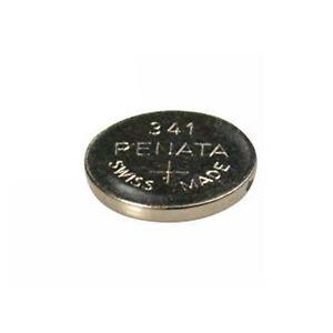 #341 (SR714SW) Renata Mercury Free Watch Batteries - Strip of 10