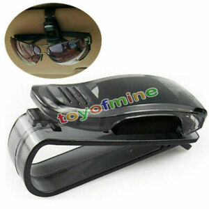 Auto-Fahrzeug-Sonnenblende-Clip-Halter-fuer-Sonnenbrille-Brillen-Autozubehoer