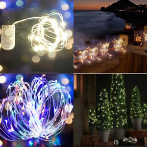 image is loading 10 20 30leds battery operated xmas mini led