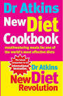 Dr. Atkins' New Diet Cookbook: Mouthwatering Meals for One of the World's Most Effective Diets by Fran Gare, Robert C. Atkins (Paperback, 2003)