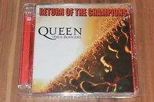 Queen + Paul Rodgers - Return Of The Champions (2012) (2xCD) (Neu+OVP)