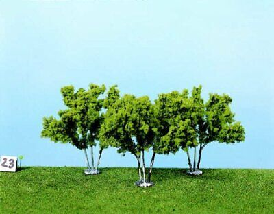 Cordiale Heki 1723 - Set 3 Sandbirken Betulle 10cm - Nuovo Limpid In Sight