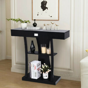 Console Table Sofa Entry Hallway Desk Storage Display ...