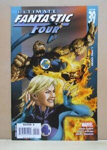 ULTIMATE-FANTASTIC-FOUR-39-2007-Marvel-9-0-VF-NM-Uncertified