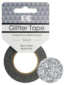 Ocean Blue Best Creation Glitter Tape Design Fancy Wave 15Mm5M