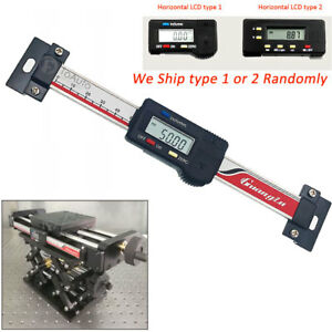 0-600mm Accurate Digital Linear Scale LCD Readout Kit for Milling Machines Lathes Gauge 600mm Readout Scale HYY-YY Readout Scale