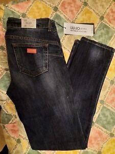 987f29dd49379 Caricamento dell immagine in corso Jeans-donna-LIU-JO-tg-29-bottom-up-