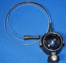 10X Jewelers Magnifier LED Light Eye Loupe Hands Free Magnifying Glass NIB