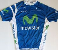 Movistar Team Cycling Jersey Xxl