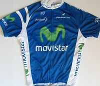 Movistar Team Cycling Jersey Xxl Last One