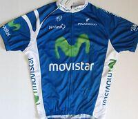 Movistar Team Cycling Jersey Xxl