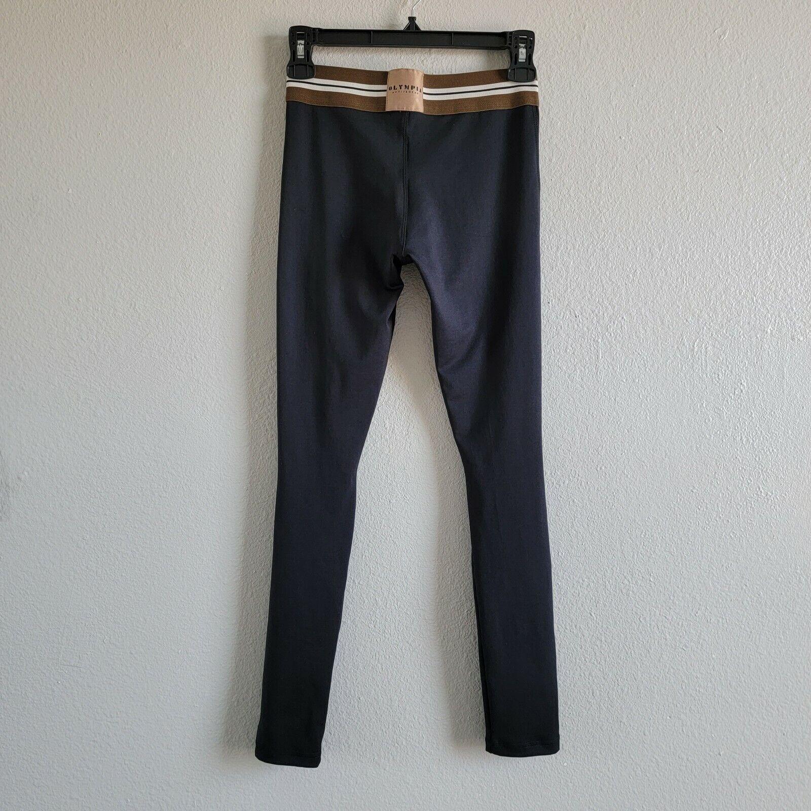 Olympia Activewear AJAX Full Lenght Black Jet Leg… - image 5
