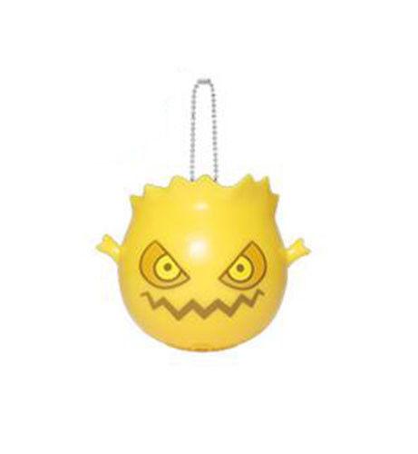 Final Fantasy XIV Bom/'s Yura Pika Yellow Glowing Keychain 6cm TAI02800 US Seller