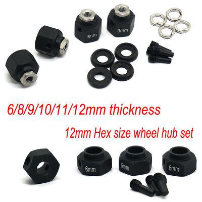 1 set For Crawler Car 1//10 Rc Upgrade Part TRAXXAS trx4 Widen adapter 23mm
