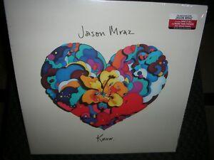 Jason-Mraz-Know-BRAND-NEW-RECORD-LP-VINYL-Digital-Download-Card