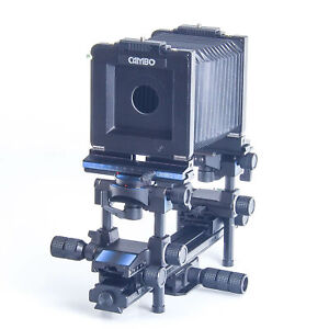 Cambo-23SF-Rail-6X9-Camera-With-Horseman-Roatary-Back