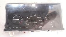 Datsun/Nissan K10 instrument panel cluster assembly LHD.