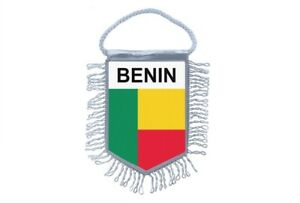 Mini banner flag pennant window mirror cars country banner bosnia herzegovina