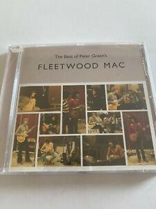 Fleetwood Mac CD Best Of Peter Green's Fleetwood Mac *NEW/SEALED* John McVie