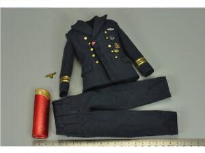 DID D80148 1//6 WWII German U-Boat Commander Lehmann Uniform Model