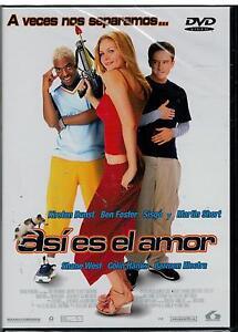 Asi-es-el-amor-Get-Over-It-DVD-Nuevo