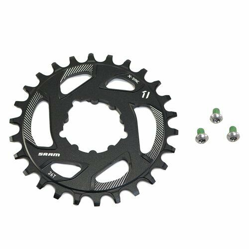 SRAM X-Sync Direct Mount 26T Chainring Zero 0mm Offset For BB30 PF30