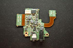 Canon-Powershot-SX20-Parts-DC-DC-PCB-Power-Board-DCDC-Circuit-BoardCM1-5829-000