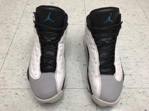 Barons Air Nike Hologramm Retro Jordan 115 Wolf 414571 Grey Xiii 13 YUBRUdq