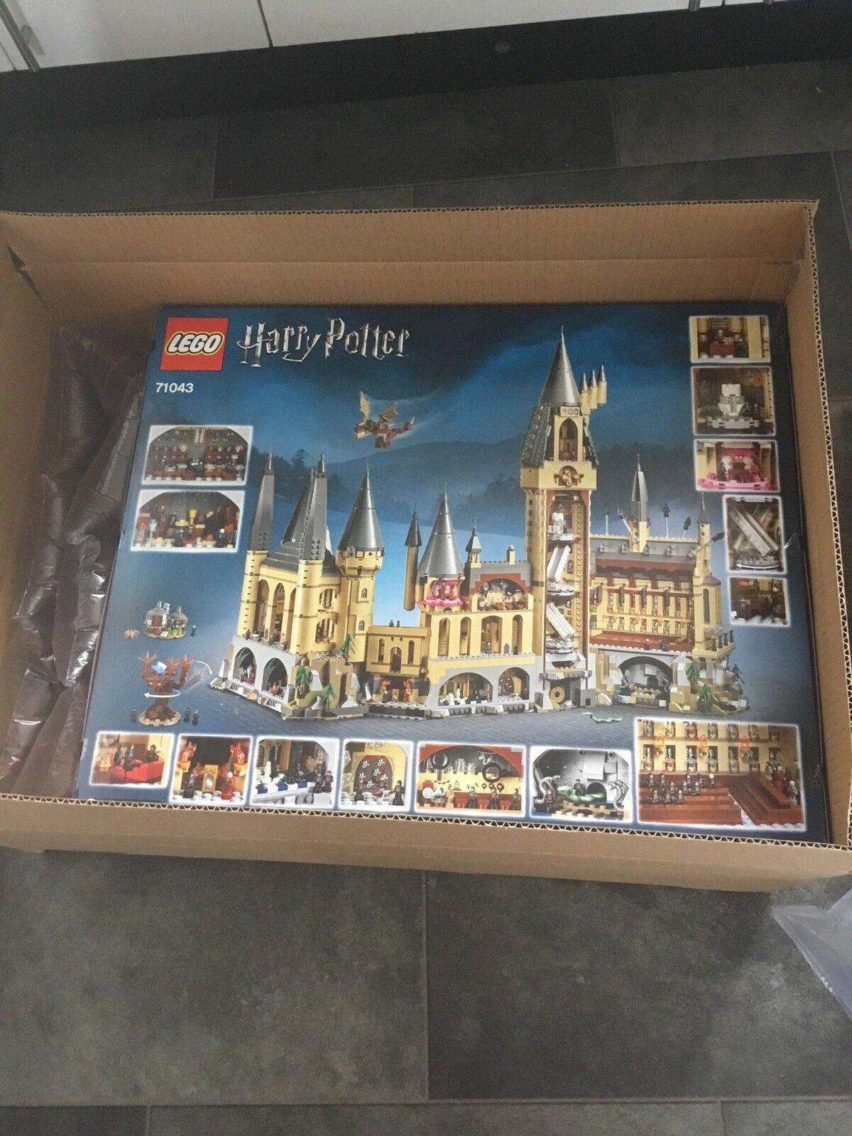 Lego Lego Lego Poudlard Castle 71043-NEUF boîte scellée - 58c7e1