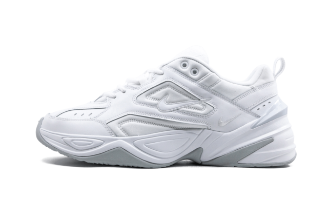 Mens Sz 13 Nike M2k Tekno Casual Lifestyle Shoes White