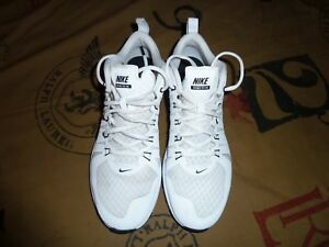 28116905d2b3 Nike Air Max TR180 Men s White White Pure Platinum Black 23972101 US ...