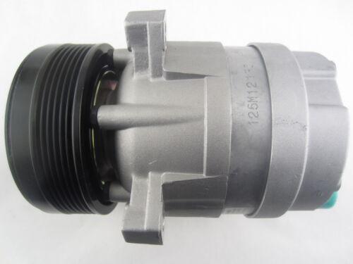 For Pontiac Bonneville 96-98 A//C Compressor W// Clutch New Premium Aftermarket