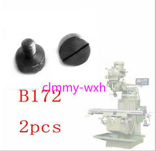 2pcs Milling Machine Parts Pinion Shaft Hub Screw B172 For Bridgeport Mill