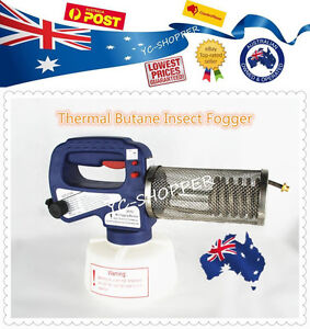 Details about Thermal Butane Insect Fogger Effective Mosquito Control in  Yard or Buildings