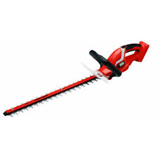 Cordless Hedge Trimmer 40V Max Lithium Ion Black Decker Dual-Action Blade 24 In