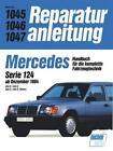 Mercedes, Serie 124 (ab Dezember 1984) (2012, Kunststoff-Einband)