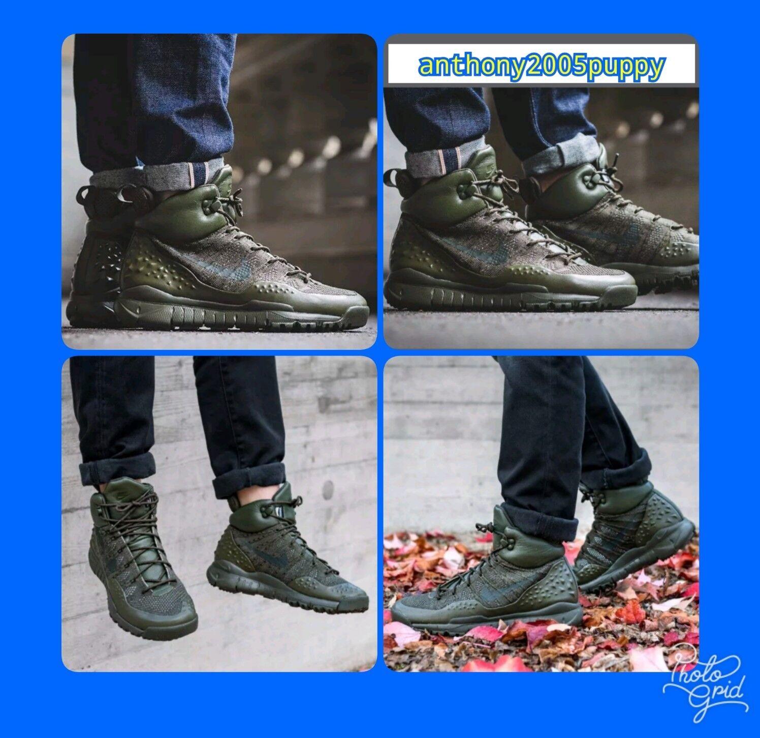 Nike Lupinek Flyknit 862505-300 11, Cargo Kaki Taille USA 11, 862505-300 b452f7
