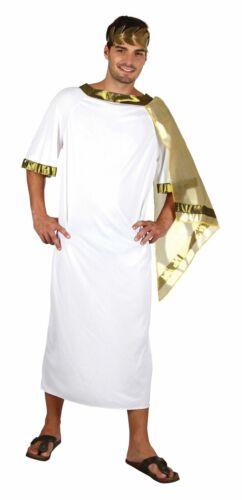 Da Uomo Giulio Cesare antica roma Toga Costume Accessori opzionali