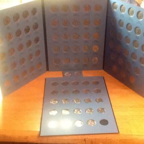 COMPLETE  Set  Roosevelt Dimes 1965-2019 in Coin Folders