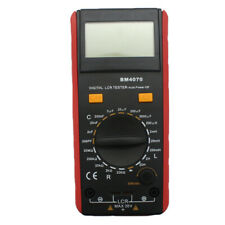 Sampling 3times Per Second Inductance Capacitance And Resistance Measuring Meter