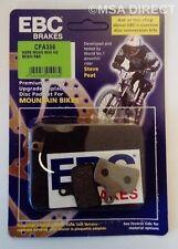 Hope Mono Mini NG (Organic Compound) EBC Mountain Bike Disc Brake Pads (CFA386)