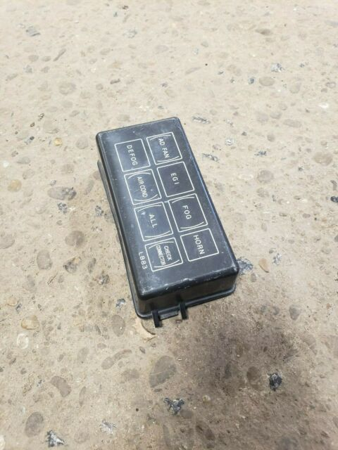 90 91 92 93 94 95 96 97 98 99 Mazda Mpv Engine Fuse Box