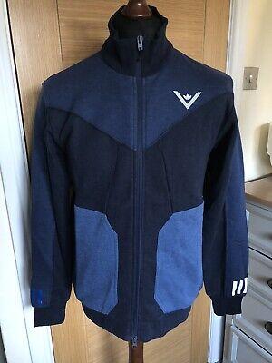 Adidas Originals X White Mountaineering Zip Sweat Veste Polaire Taille M | eBay