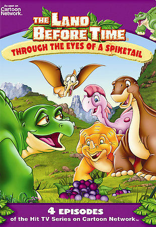 The Land Before Time Through The Eyes Of A Spiketail Dvd 2008 For Sale Online Ebay