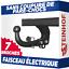 Peugeot-207-SW-Break-de-07-Attelage-fixe-faisceau-7-broches