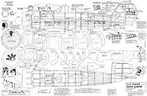 Complete-a-cip No8 Gloster Gladiator Plans-afficher Le Titre D'origine Qualité Et Quantité AssuréE