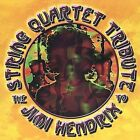 The String Quartet Tribute to Jimi Hendrix by Vitamin String Quartet (CD, Nov-2003, Vitamin Records (USA))