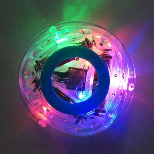 LED Flashing Light Up Floating Water Skin Sense Kids Baby Shower Toy Child Gift