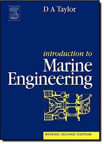 Introduction To Marine Engineering Par D.A.Taylor, Neuf Livre ,Gratuit & Rapide