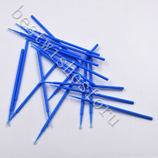 400 Pcs 25mm Dental Micro Brush Disposable Materials Applicators Stick Regular